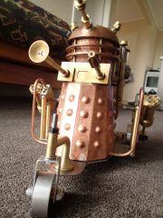 Dalek trouble