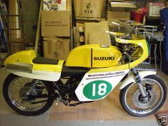 Suzuki Vic Camp 250.