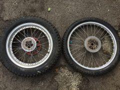 Akront wheels