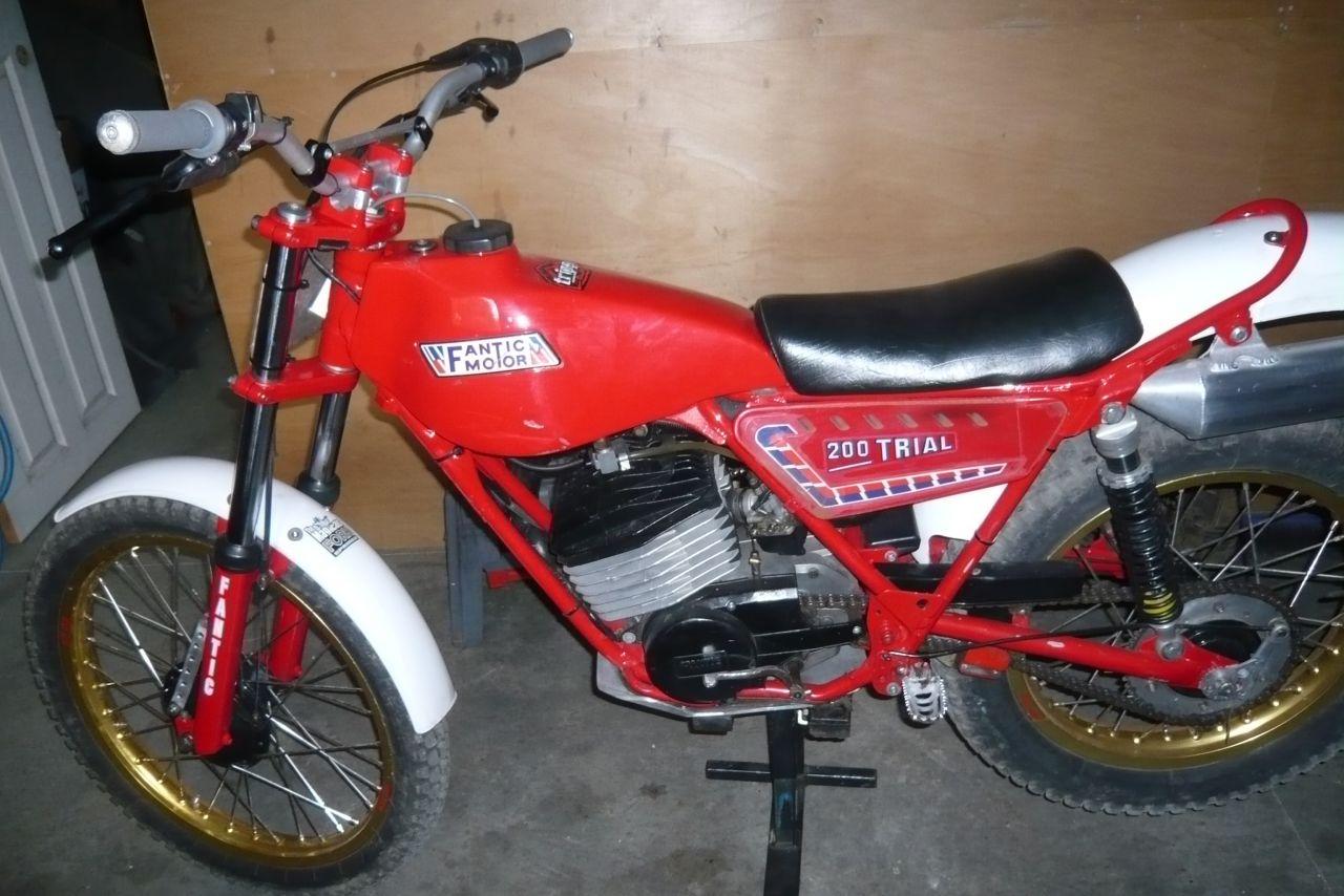Fantic 200