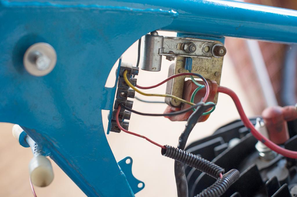 bultaco wiring machine repair manual Bultaco Alpina Wiring-Diagram