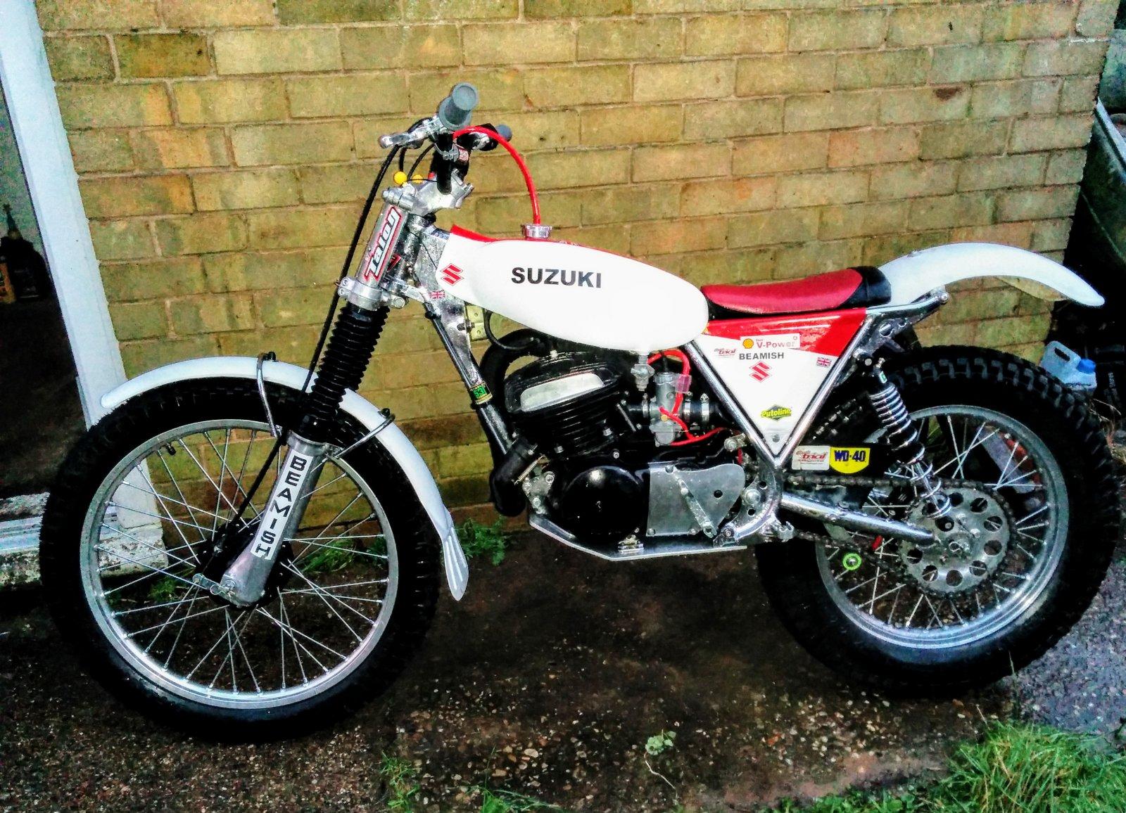 Beamish Suzuki 250