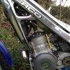 New Venhill clutch hose