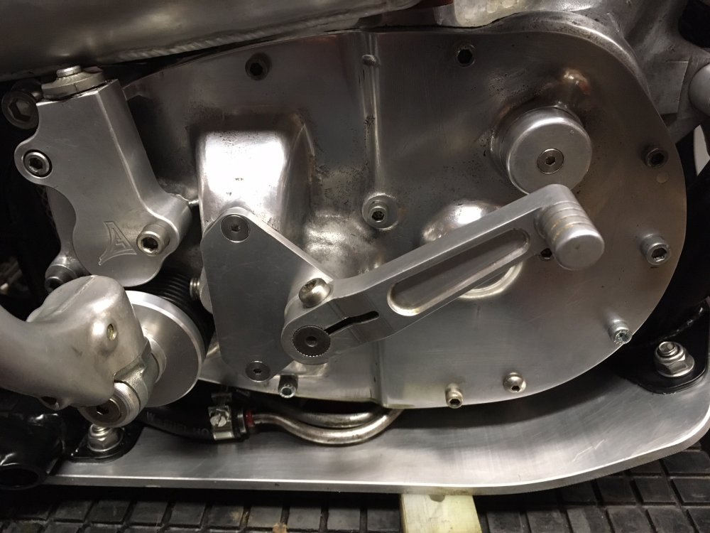 Armac gearbox case finished.JPG