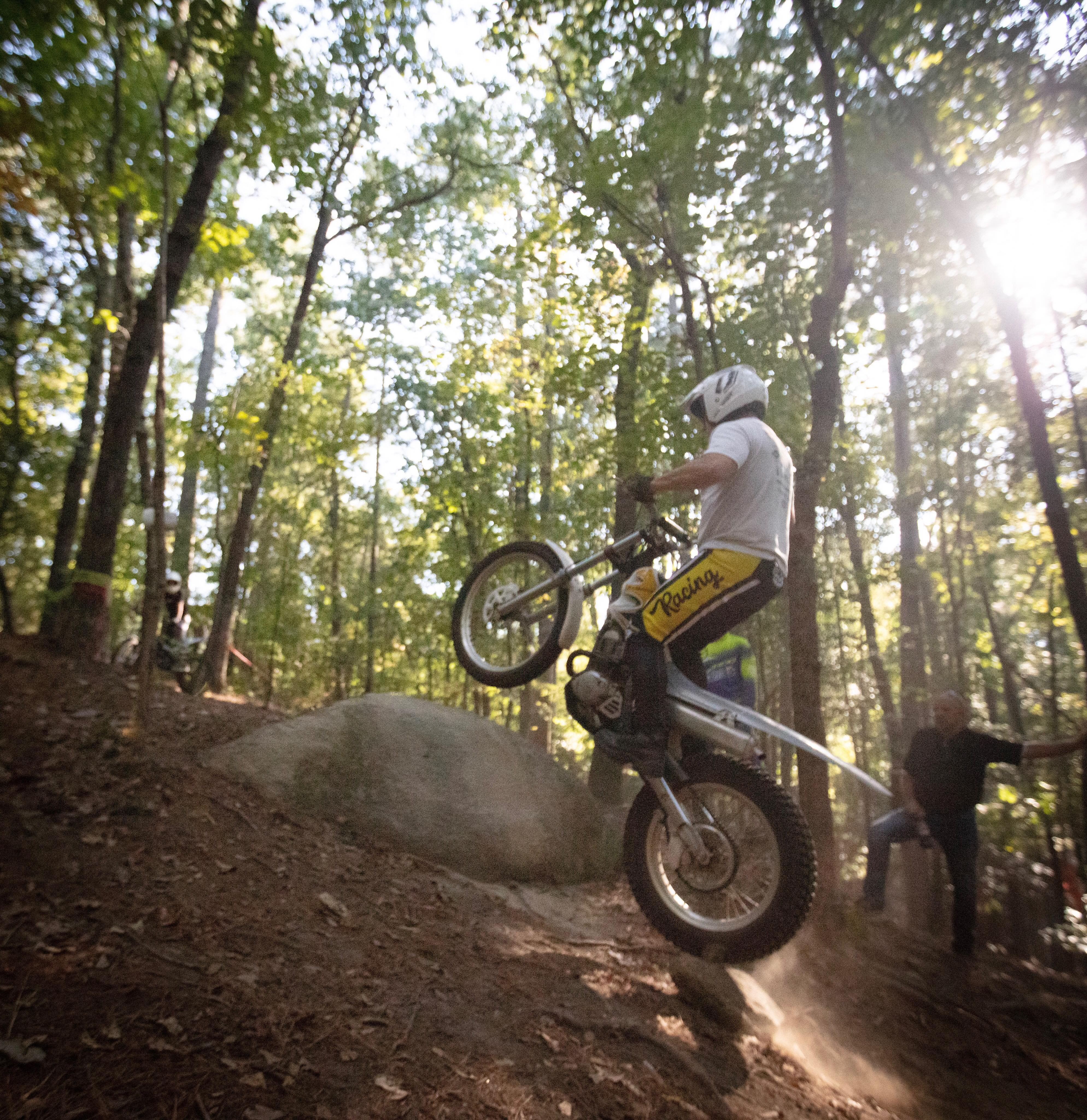 New Trials Rider, Old SY175 Questions