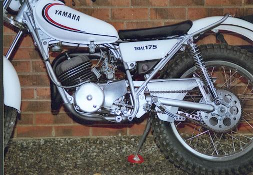 yamaha ty175 twinshock trials central rh trialscentral com 1976 Yamaha YZ80 1976 Yamaha YZ80