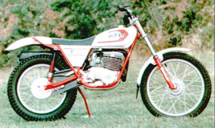 ktm trials bikes - classic trials - trials central