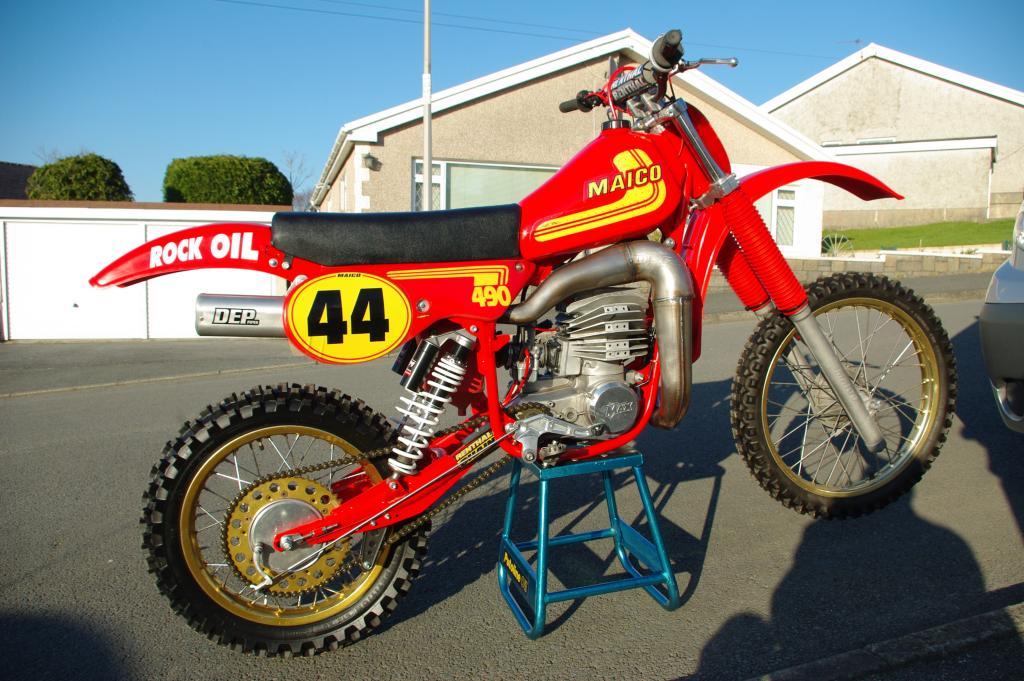 Maico - Motocross - Trials Central