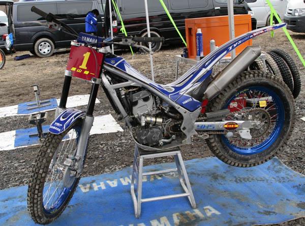 New 4t yam yamaha trials central for Yamaha trials bike