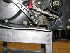 Position Of Rubber Bashplate Cushions On 4Rt
