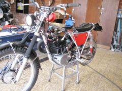 Bultaco almost ready 002