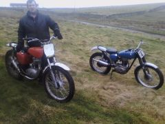me and the bikes