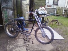 Bsa C15 in progress