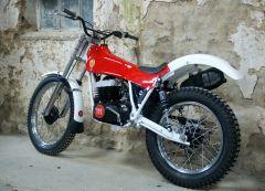 Montesa Cota 349 Mk 4 (1982) - restored