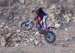Michael Brown Huge Rock Climb BVM Test day 2013