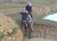 Mud bogging down Zona1 30/11/2014