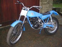 350 Bultaco Sherpa model 199A