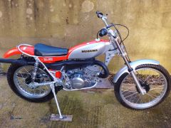 1975 Suzuki RL250 Exacta
