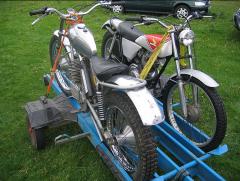 Wassell antelope 125 Honda TL125 TL trials