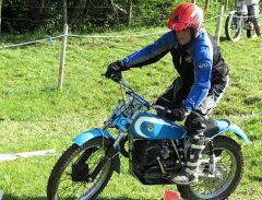 Greg On Bultaco