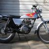 Honda TL125 TL K2 trials