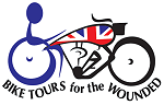 bike tours for the wounded