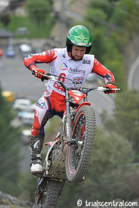James Dabill At 2014 Trial des Nations 3