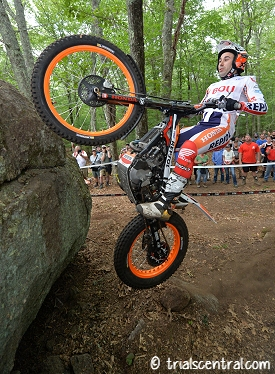 toni bou portugal world trial preview