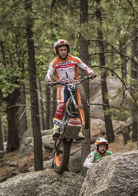 toni bou trialgp usa day 2