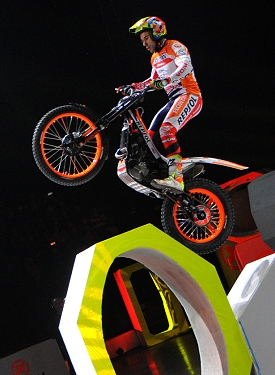 toni bou montpellier xtrial story