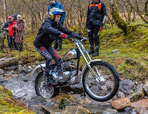 Gary Macdonald At Cnoc A Linnhe Day 1 2018 Scottish Pre 65 Trial 2