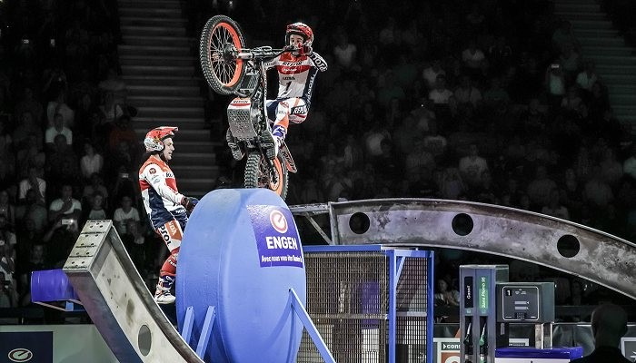 Toni Bou Tops X-Trial Season Opener