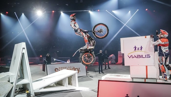 X-Trial Win No 2 For Toni Bou