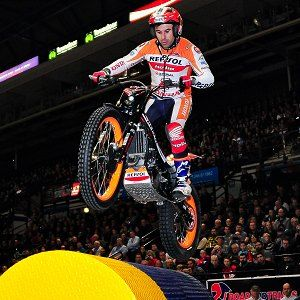Toni Bou Tops 2019 Sheffield Indoor Trial